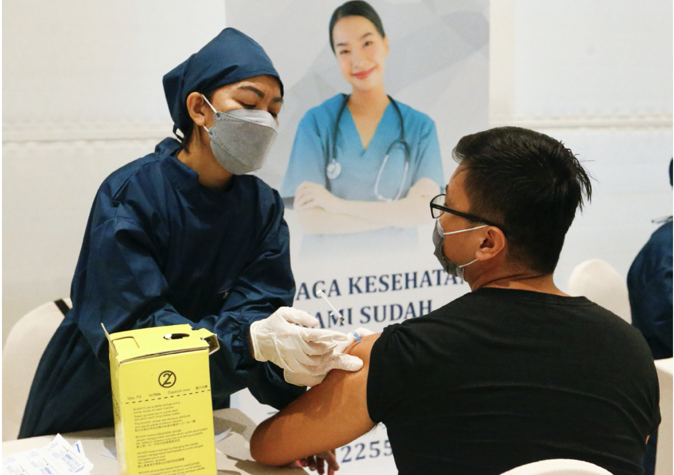 Indonesia satisfied with effectiveness of Chinese vaccine